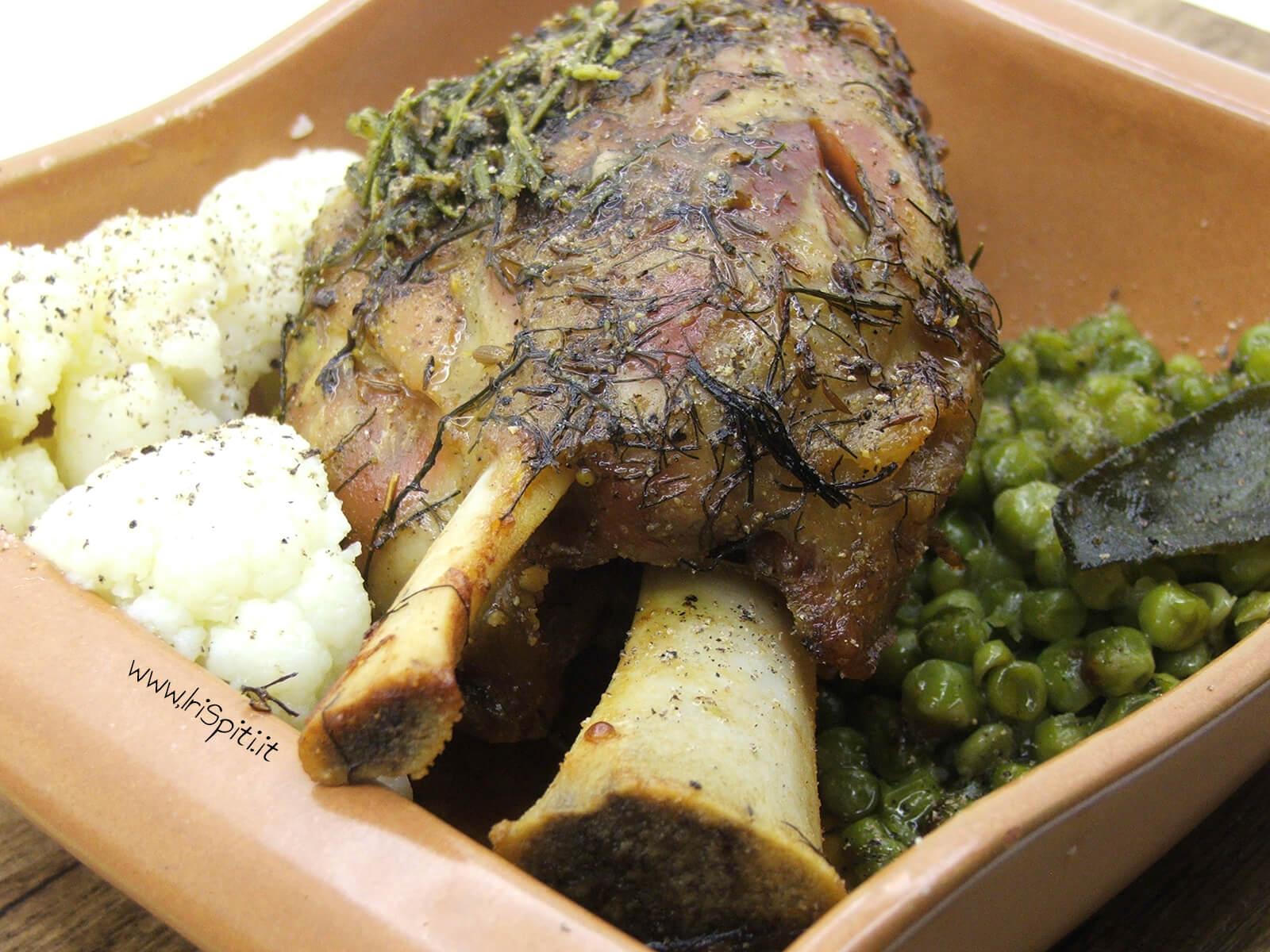 Stinco di maiale alla greca ricetta originale - Piatti tipici cucina greca ...