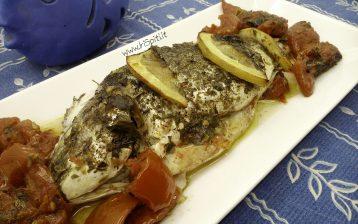 Ricette di pesce cucina greca pagina for Ricette in cucina